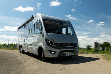 Bürstner Elegance camper modeljaar 2021