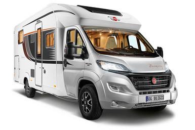 Bürstner Lyseo camper modeljaar 2021