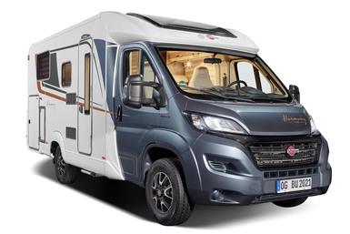 Bürstner Travel Van camper modeljaar 2021