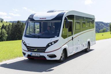 Dethleffs Esprit camper modeljaar 2021