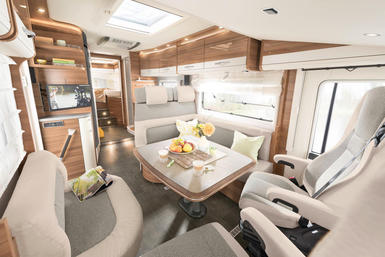 Dethleffs Globetrotter XLI camper modeljaar 2021
