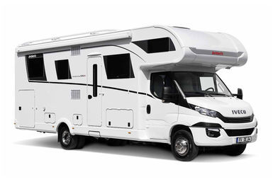Dethleffs Globetrotter XXL camper modeljaar 2021
