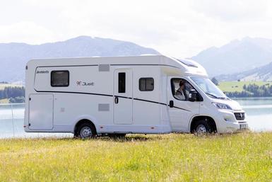 Dethleffs Just 90 camper modeljaar 2021