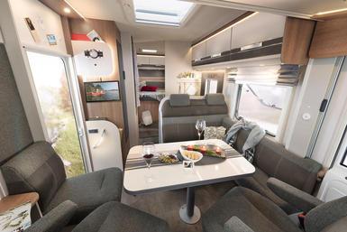 Dethleffs MODEL04 camper modeljaar 2021