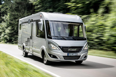Hymer B-klasse SupremeLine camper modeljaar 2021