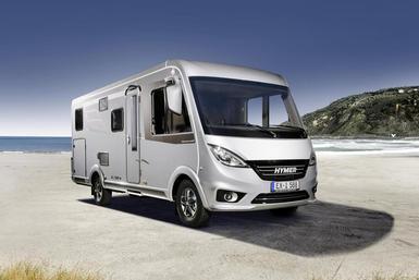 Hymer Exsis-I (integraal) camper modeljaar 2021