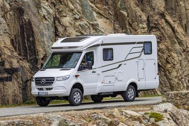 Hymer ML-T camper modeljaar 2021