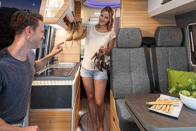 Knaus BoxDrive camper modeljaar 2021