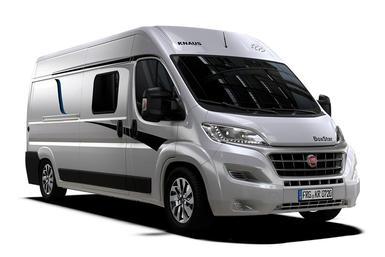 Knaus BoxStar camper modeljaar 2021