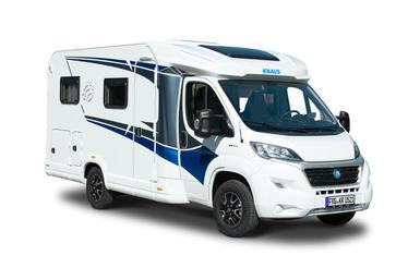 Knaus L!ve (TI/I/Wave) camper modeljaar 2021