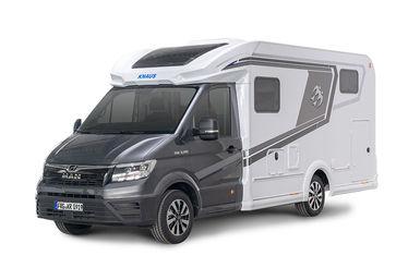 Knaus Van TI Plus camper modeljaar 2021