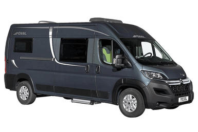 Pössl 2Win camper modeljaar 2021