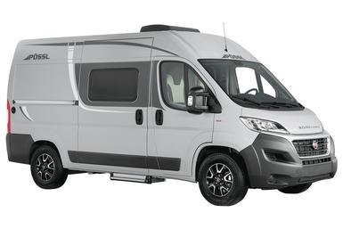 Pössl Roadcamp (R) camper modeljaar 2021