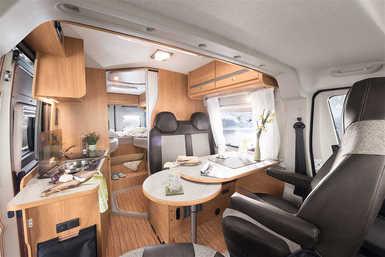 Pössl Roadcruiser camper modeljaar 2021