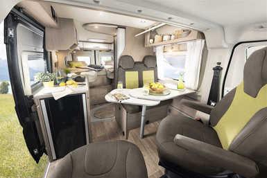 Pössl Roadstar camper modeljaar 2021