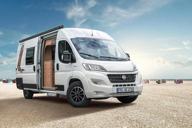 Weinsberg CaraBus camper modeljaar 2021