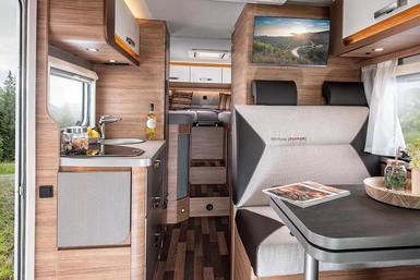 Weinsberg CaraCompact [Edition Pepper] camper modeljaar 2021