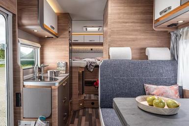 Weinsberg CaraLoft camper modeljaar 2021