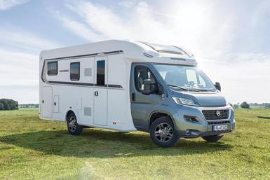 Weinsberg CaraSuite camper modeljaar 2021