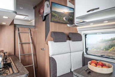 Weinsberg CaraBus/CaraTour [Outlaw] camper modeljaar 2021