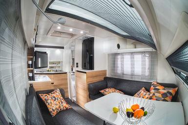 Adria Action caravan modeljaar 2019