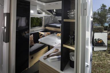 Adria Action caravan modeljaar 2020