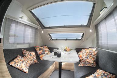 Adria Action caravan modeljaar 2021