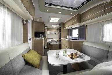 Adria Adora caravan modeljaar 2020