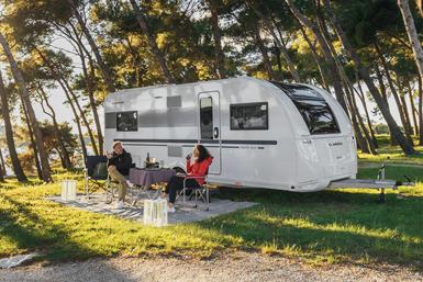 Adria Alpina caravan modeljaar 2020