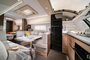 Adria Alpina caravan modeljaar 2021