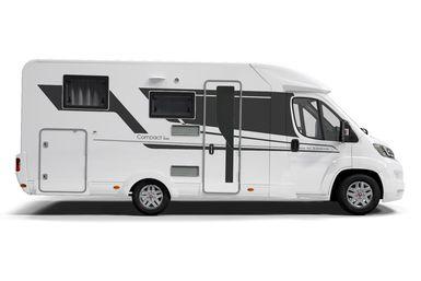 Adria Compact camper modeljaar 2021