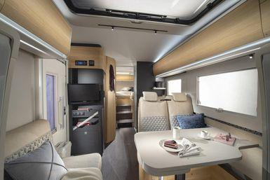 Adria Coral camper modeljaar 2021