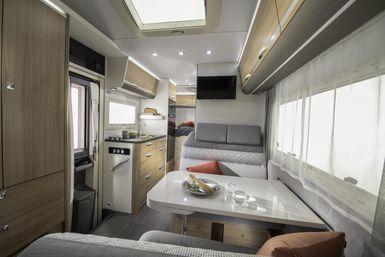 Adria Coral XL camper modeljaar 2021