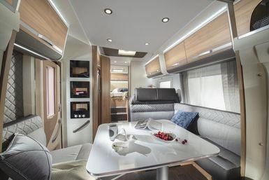 Adria Matrix camper modeljaar 2021