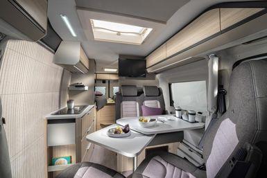 Adria Twin camper modeljaar 2021
