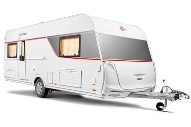 Bürstner Averso caravan modeljaar 2021