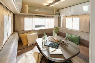 Bürstner Averso Plus caravan modeljaar 2021