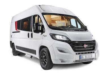 Bürstner City Car camper modeljaar 2019