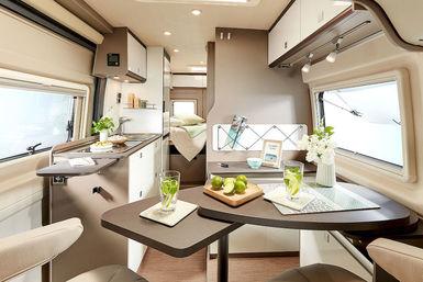 Bürstner City Car Harmony Line camper modeljaar 2019