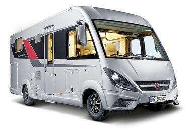 Bürstner Elegance camper modeljaar 2019