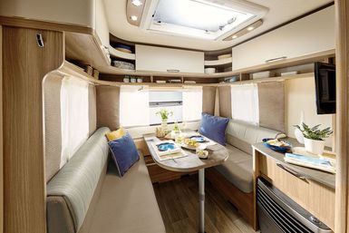 Bürstner Premio Limited caravan modeljaar 2021