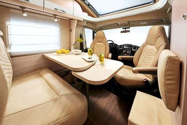 Bürstner Travel Van camper modeljaar 2019