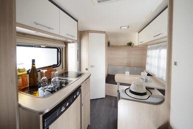Caravelair Alba caravan modeljaar 2019