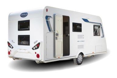 Caravelair Alba caravan modeljaar 2021
