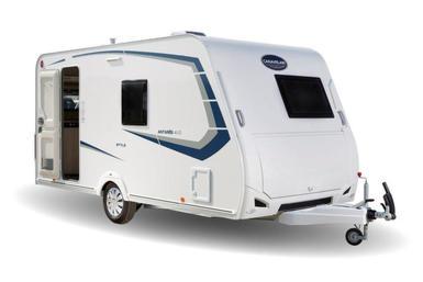 Caravelair Antares Style caravan modeljaar 2021