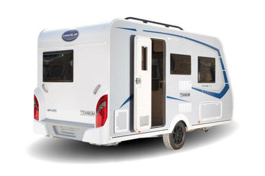 Caravelair Antares Titanium caravan modeljaar 2021