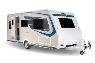 Caravelair Artica caravan modeljaar 2021
