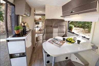 Chausson Twist Max buscampers camper modeljaar 2018