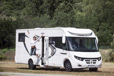 Chausson Exaltis integraal campers camper modeljaar 2018