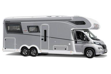 Dethleffs Grand Alpa camper modeljaar 2018